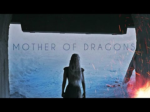 Mother of Dragons A Tribute to Daenerys Targaryen From Game of