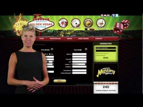 Golden Vegas Online Casino… the user guide