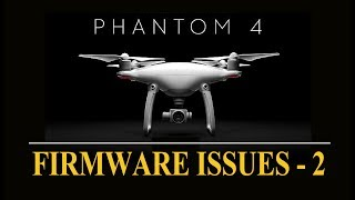An updated report on the new firmware upgrade for the Phantom 4. Still a few issues. Hopefully, DJI will get a fix out for these ...