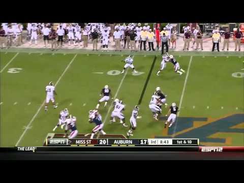 Dak Prescott vs Auburn 2013 video.