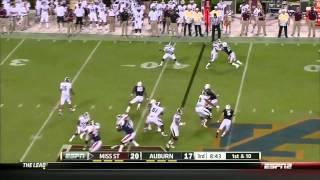 Dak Prescott vs Auburn (2013)