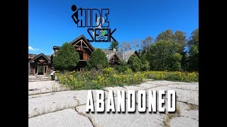 (Granny Edition) Hide & Seek at the Abandoned Log Mansion