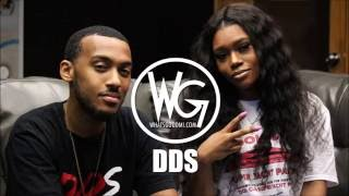 NEW INTERVIEW: DDS talks his come up, working with Dej Loaf and more! (WhatsGoodMI Interview)
