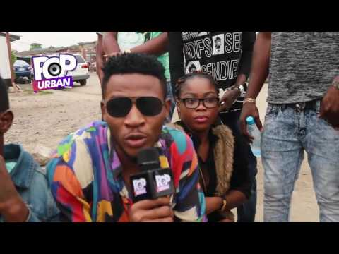 WATCH 'YAWA DON DEY' behind the scene video by EMCO