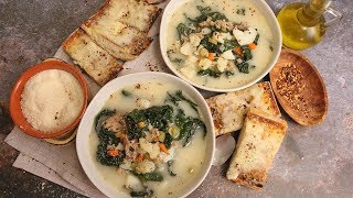 Zuppa Toscana by Laura in the Kitchen