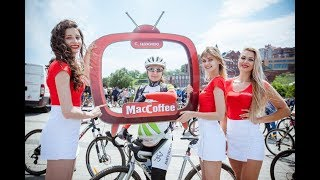 MacCoffee sponsors Bicycle Day Dnepr-2018