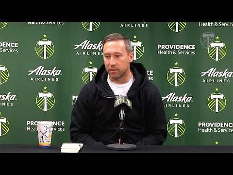 Video: Caleb Porter Press Conference | Team prepares for Columbus | Mar. 22, 2017