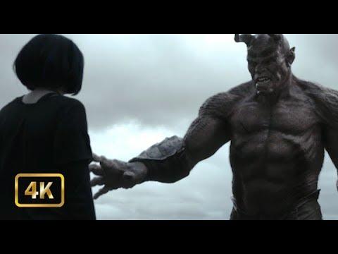 Full Trigon Transformation Scene #DC's Titans 2019