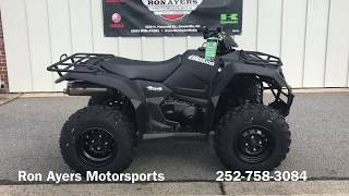 7. 2018 Suzuki Kingquad 400ASI