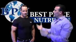 http://www.bestpricenutrition.com - Joe shows you his recommendations for making his own custom pre-workout.