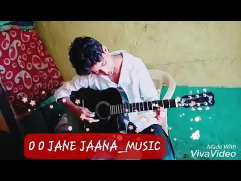Famous Bollywood songs guitar tabs cover karan gaykwad