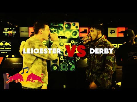 LEICESTER VS DERBY | GRIME-A-SIDE | FINALS @redbull