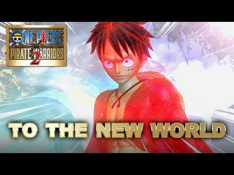 Image of One Piece: Pirate Warriors 2 - PS3 - Trailer - One Piece To the New World