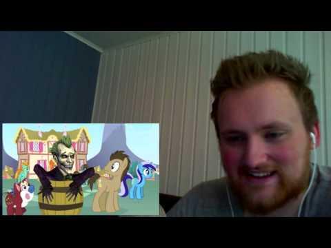 LaDix Reacts: The Joker Meets MLP