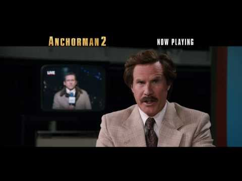 Anchorman 2: The Legend Continues Commercial (2014) (Television Commercial)