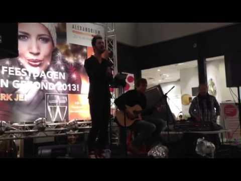 Jordy van Toornburg – I Can't Meke You Love Me. Alexandrium Rotterdam 22-12-2012