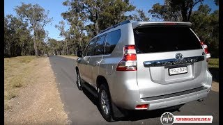 Nonton 2017 Toyota Prado Altitude (auto) 0-100km/h & engine sound Film Subtitle Indonesia Streaming Movie Download