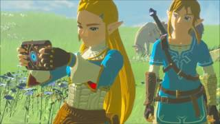 The Legend of Zelda Breath of the Wild - Der Prinzessinnen-Enzian Erinnerung Cutscene (Nr.9)