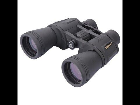 Recensione ITA 10 x 50 potente binocolo per Outdoor / esterno, ideale per Birdwatching
