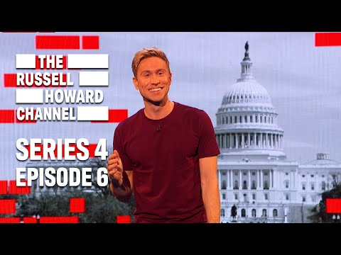 The Russell Howard Hour - Series 4, Episode 6 | Full Episode