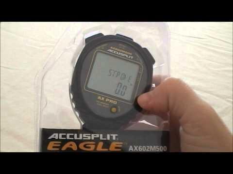 Accusplit AX602M500 Stopwatch