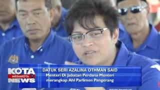 Konsep Bermadu Dalam Politik Hanya Rugikan Rakyat - Azalina Othman Said