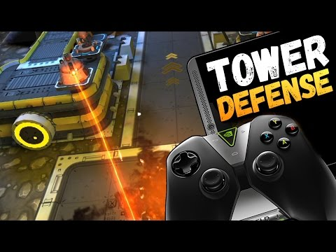 КРУТОЙ TOWER DEFENSE НА ANDROID