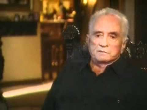 Johnny Cash's final interview