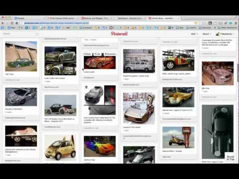 Pinterest Widgets WordPress
