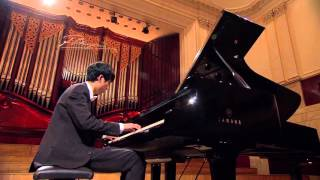 Eric Lu – Prelude in B flat minor Op. 28 No. 16 (third stage)