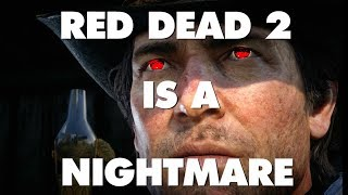 Video Red Dead Redemption 2 Is An Absolute Nightmare - This Is Why MP3, 3GP, MP4, WEBM, AVI, FLV Februari 2019