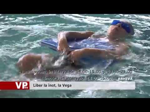 Liber la înot, la Vega
