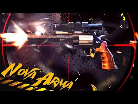 Piadas engraçadas -  GAMEPLAY DA NOVA ARMA M500 - FREE FIRE BATTLEGROUNDS