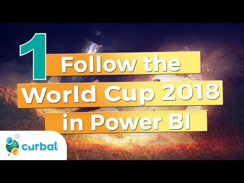 FIFA World Cup 🏆 2018 (Part 1) In Power BI: Download Data