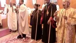Ethiopian Orthodox 2005/2013 Debre Selam MedhaniAlem Official Opening Ceremony (Brandon, MB) #7