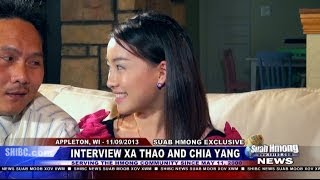 Suab Hmong News Part 2 - Exclusive Interview Xab Thoj And Txiab Yaj From Thailand