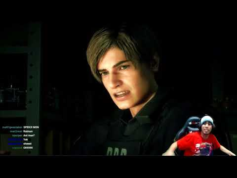 Reaction to Resident Evil 2 Remastered E3 2018 Trailer - GLOCO