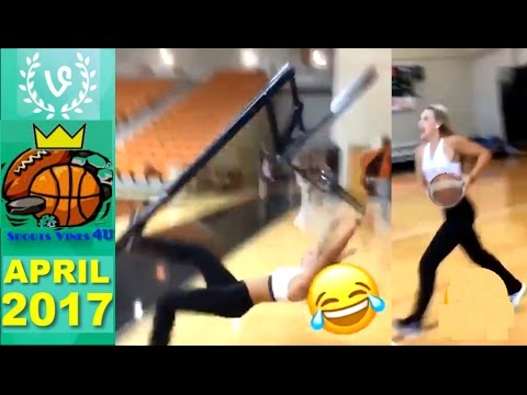 The Best Sports Vines of APRIL 2017 (видео)