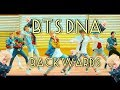 Download Lagu BTS DNA Backwards AKA Leaning Mp3 Free