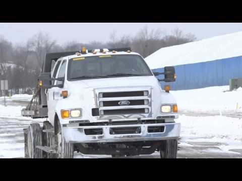 2016 model ford f650 f750 work trucks