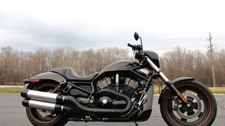 7. 2008 Harley-Davidson VRSCD Night Rod US03115X
