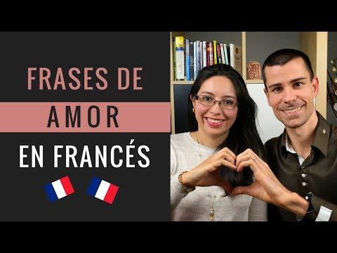 FRASES DE AMOR EN FRANCÉS / Curso de francés romántico