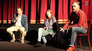 ID2  Shadwell Army Q&A with Vincent O'Connell & Sally Hibbin (2016)