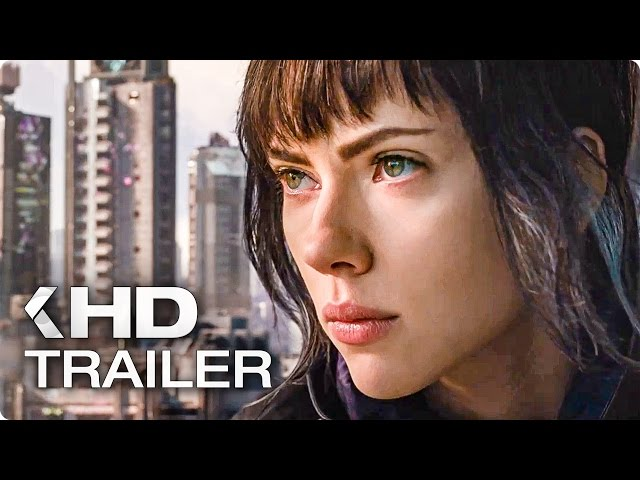 GHOST IN THE SHELL Trailer 2 (2017)