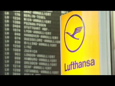 «Παράνομη» η απεργία των πιλότων της Λουφτχάνσα