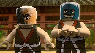 Nonton LEGO Justice League Gotham City Breakout | Deathstroke's Origin | DC Kids Film Subtitle Indonesia Streaming Movie Download