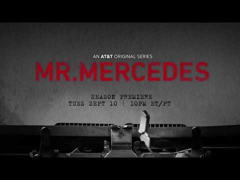 Mr Mercedes - season 3 - teaser trailer