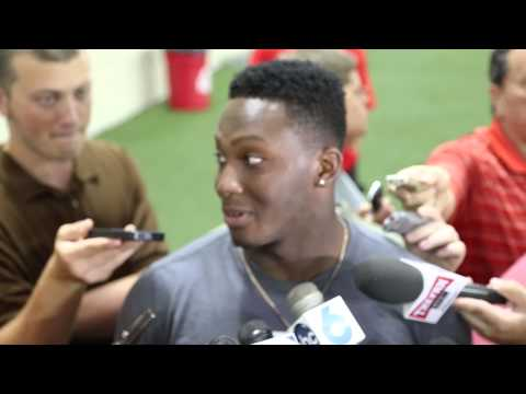 Noah Spence Interview 8/17/2013 video.