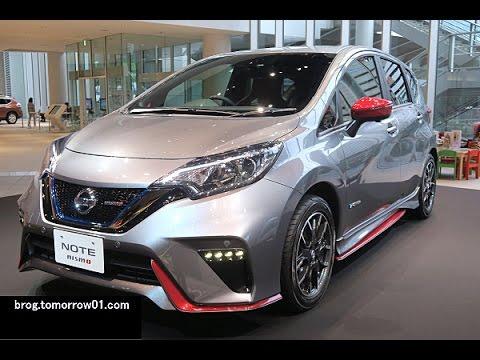 ตัวงาม All-New Nissan Note 2017 เวอร์ชั่น NISMO หล่อจริงๆ