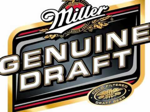 """Sippin on an MGD"" Miller Genuine Draft Beer Commercial"